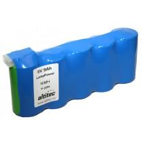 Pannlampa Batteri