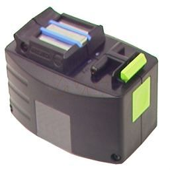 Batteri til Festool BPH12T, TDD12 12V 3,0Ah Ni-MH, BPH12T