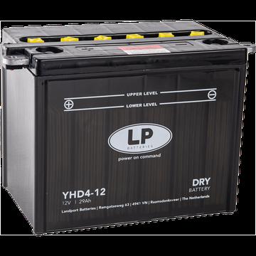 12V Standard 32 Ah YHD-12 Syrefylt Blybatteri