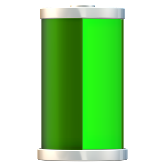 Verisure røyvarslerbatteri
